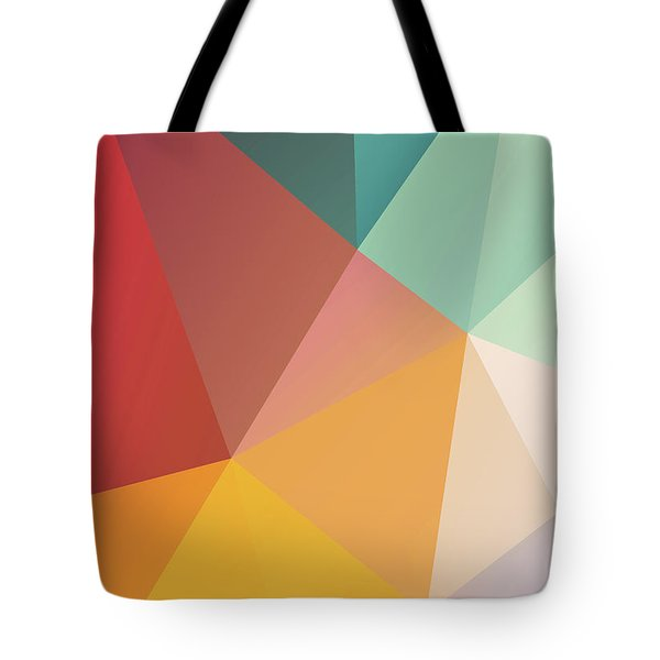 Geometric Xxix Tote Bag