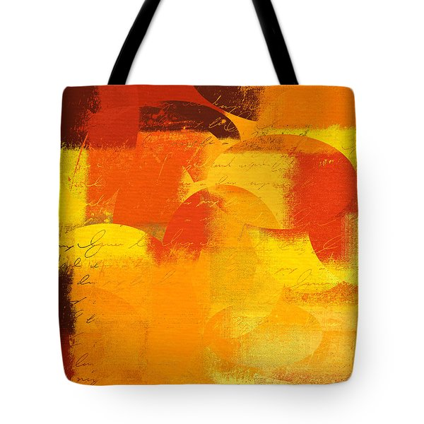 Geomix 05 - 01at01 Tote Bag by Variance Collections