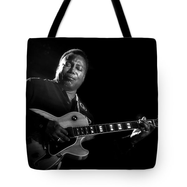 George Benson  Tote Bag