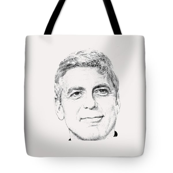 George Clooney  Tote Bag