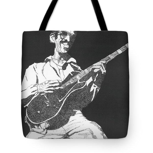 George Johnson Tote Bag