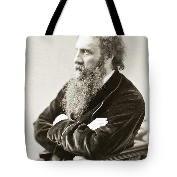 George Macdonald Tote Bag by Granger