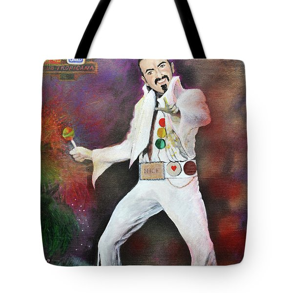 George Michael Gentlemen And Ladies Tote Bag