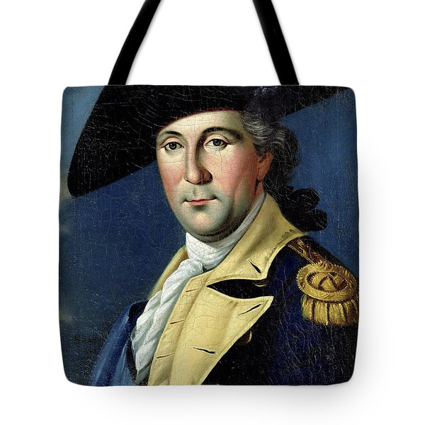 George Washington Tote Bag by Samuel King