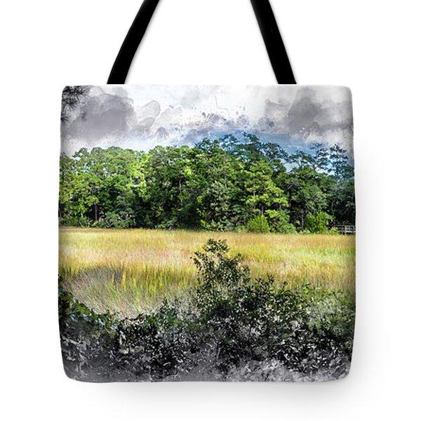 George Washington Trail Tote Bag