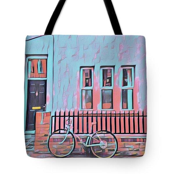 Georgetown Cycle Tote Bag