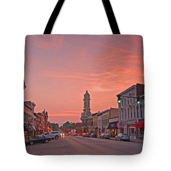 Georgetown Kentucky Tote Bag