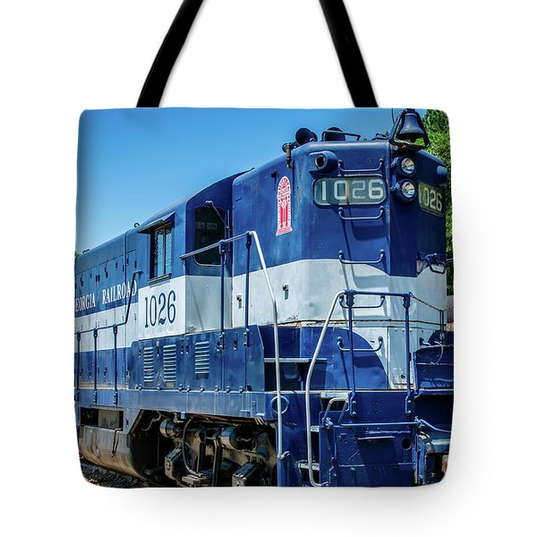 Georgia 1026 Tote Bag