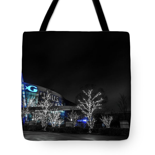 Georgia Aquarium Tote Bag