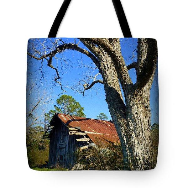 Georgia Barn Tote Bag