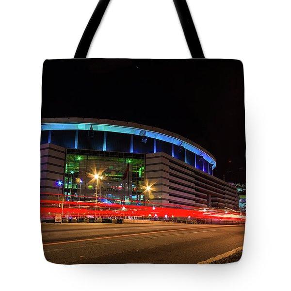 Georgia Dome Tote Bag