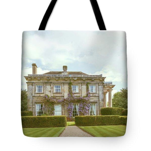 Georgian House Tote Bag