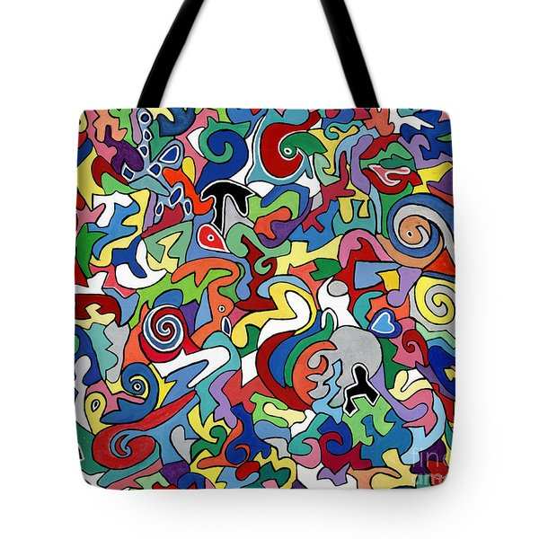 Gerard Gahan Gone Too Soon Tote Bag