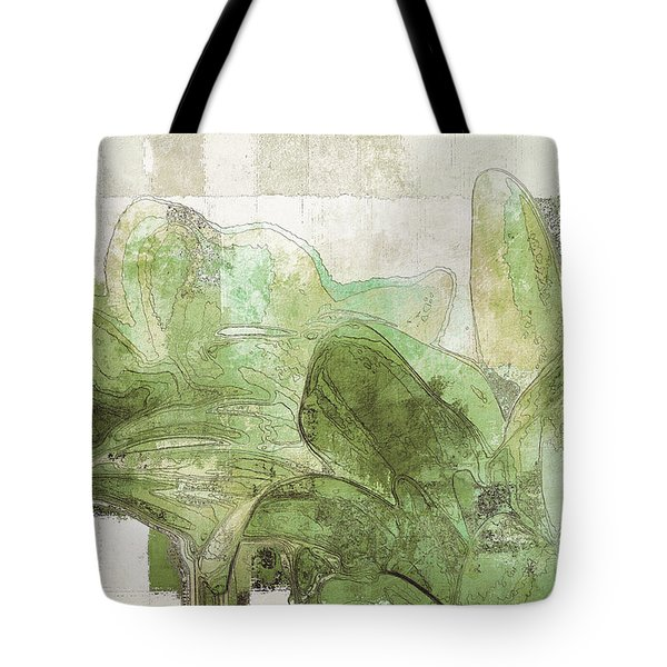 Tote Bag featuring the digital art Gerberie - 30gr by Variance Collections