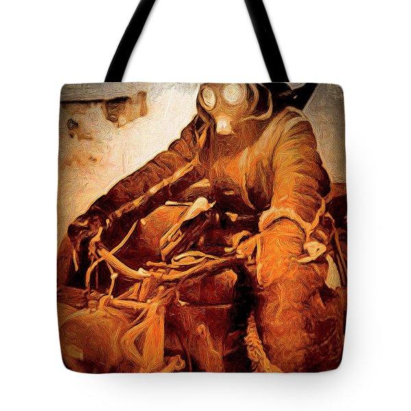 German Biker Tote Bag