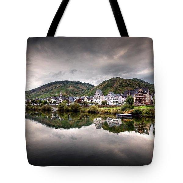 German Village Tote Bag