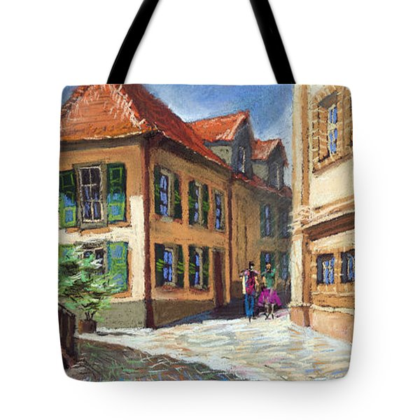 Germany Baden-baden 04 Tote Bag by Yuriy  Shevchuk