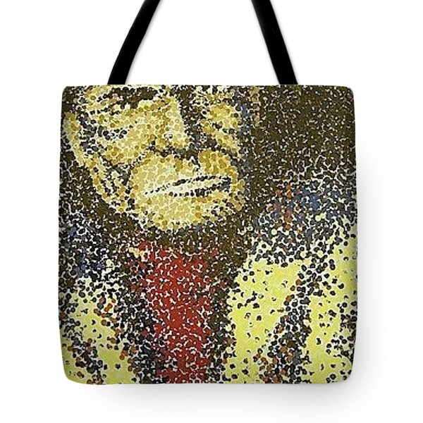 Geronimo Tote Bag by Kevin Heaney