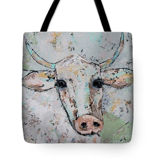 Gertie Tote Bag by Kirsten Reed