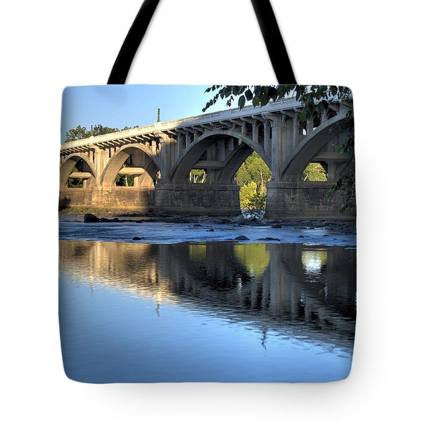Gervais Street Bridge-1 Tote Bag
