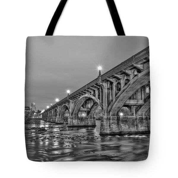 Gervais Street Bridge II Tote Bag