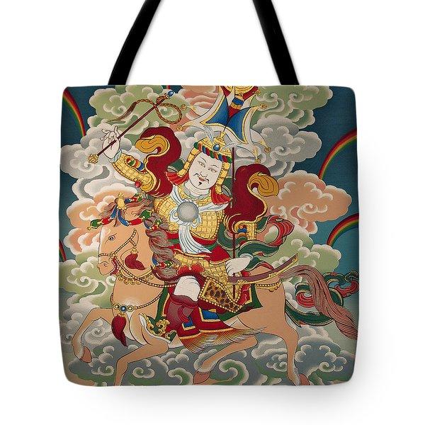 Gesar Gyalpo Tote Bag