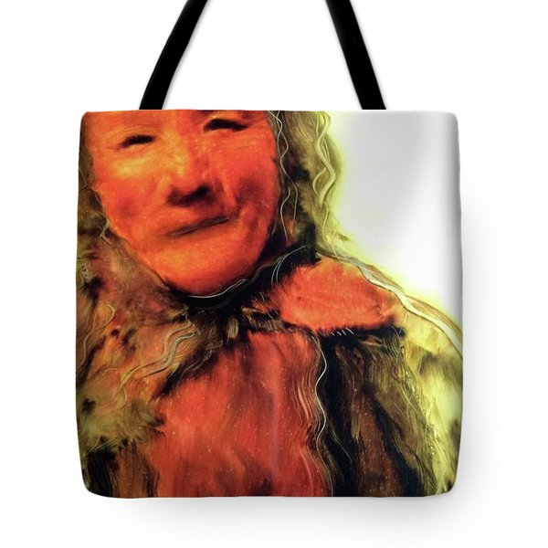 Gestures Of Dignity And Grace Tote Bag