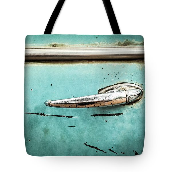 Get A Handle On It Tote Bag