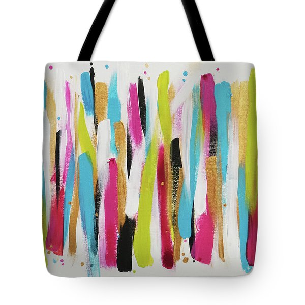 Get In Line 2 Tote Bag