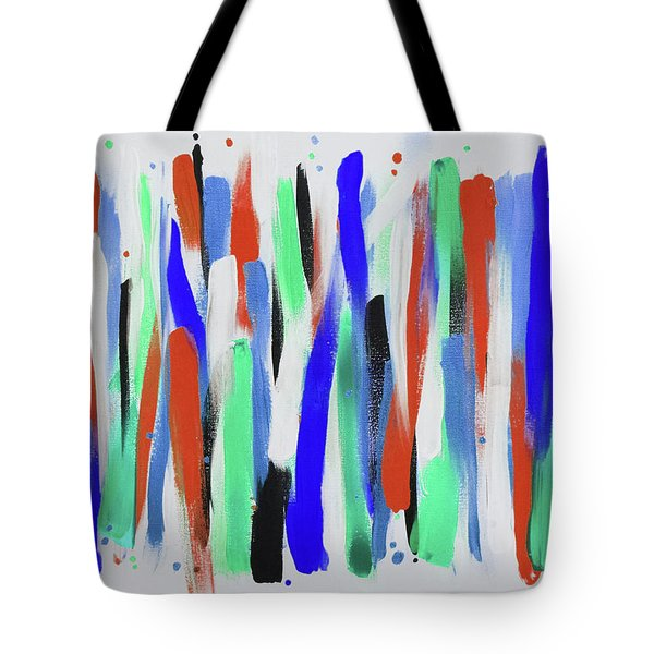 Get In Line 4 Tote Bag