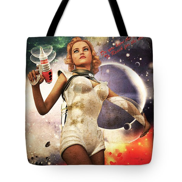 Get In The Fight Tote Bag