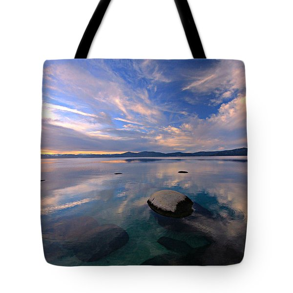 Get Into Nature Tote Bag by Sean Sarsfield