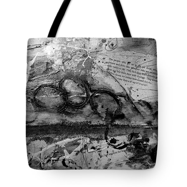 Get Into The Game Tote Bag