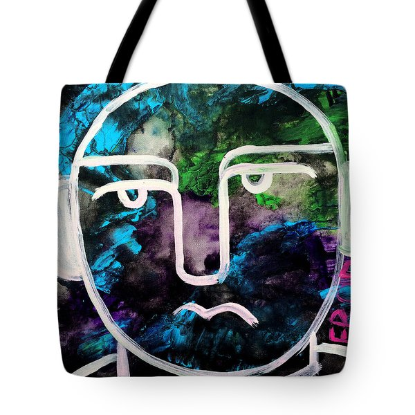 Get Into The Groove Art By Robert Erod Original Tote Bag