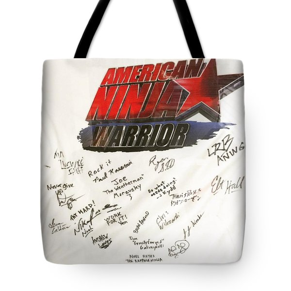 Season 7 Tote Bag