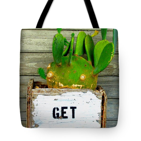 Get Rhythm Tote Bag