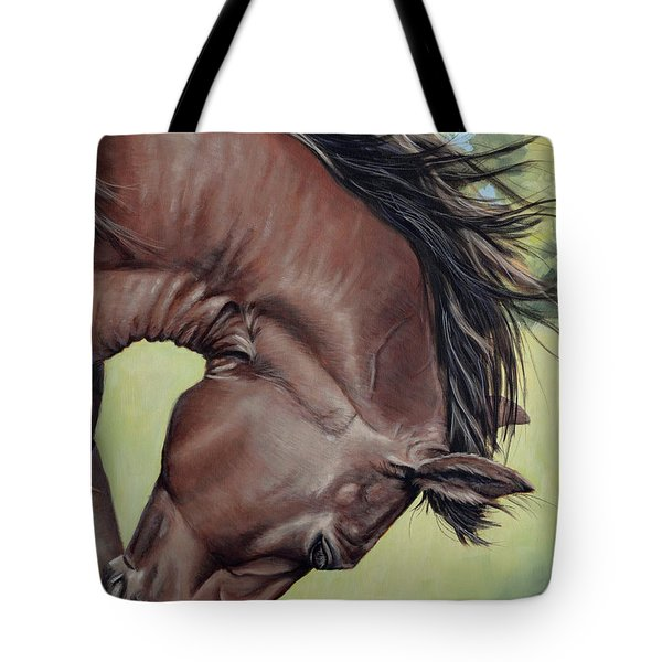 Get That Itch Tote Bag