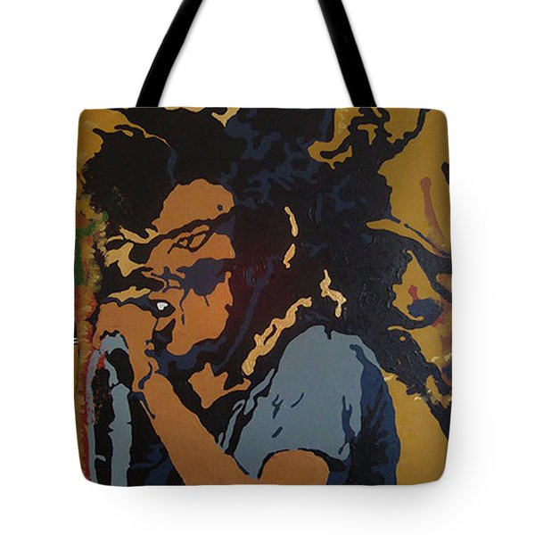 Get Up Stand Up Tote Bag