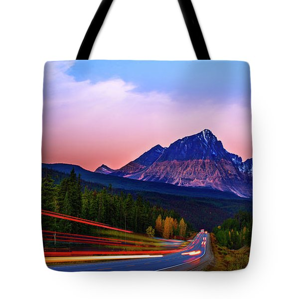 Get Your Motor Running Tote Bag