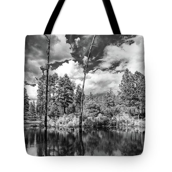 Tote Bag featuring the photograph Getaway by Rick Furmanek