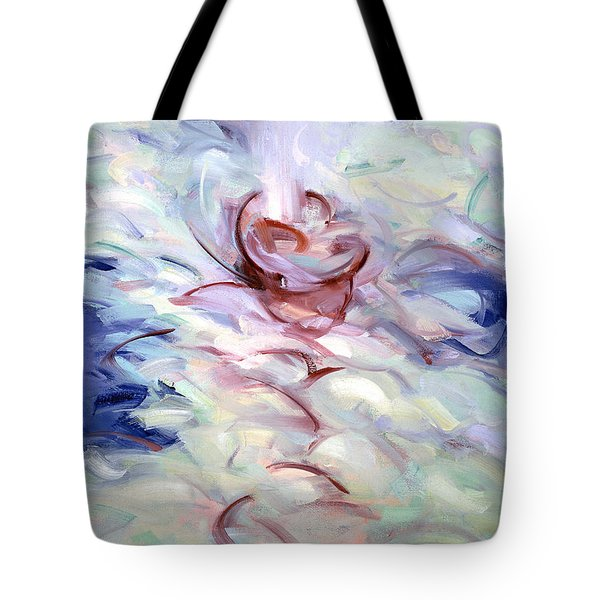 Gethsemane Mt 26-42 - Calices Tote Bag