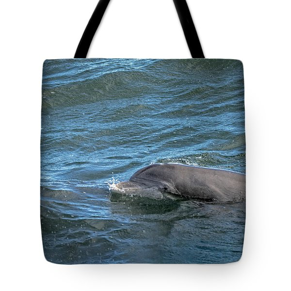 Getting Air Tote Bag