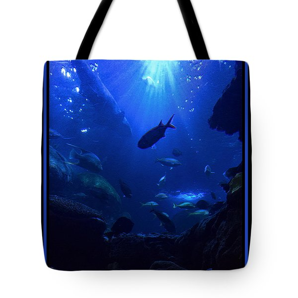 Tote Bag featuring the photograph Getting Along by Steven Lebron Langston