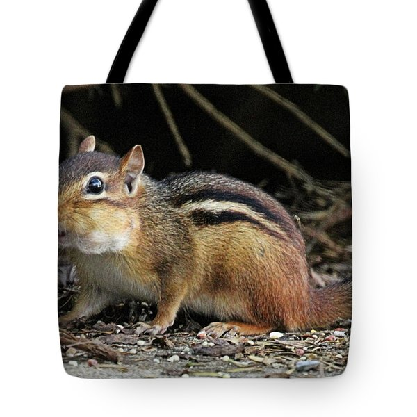 Getting Groceries  Tote Bag