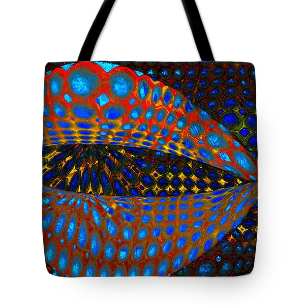 Getting Lippy Tote Bag