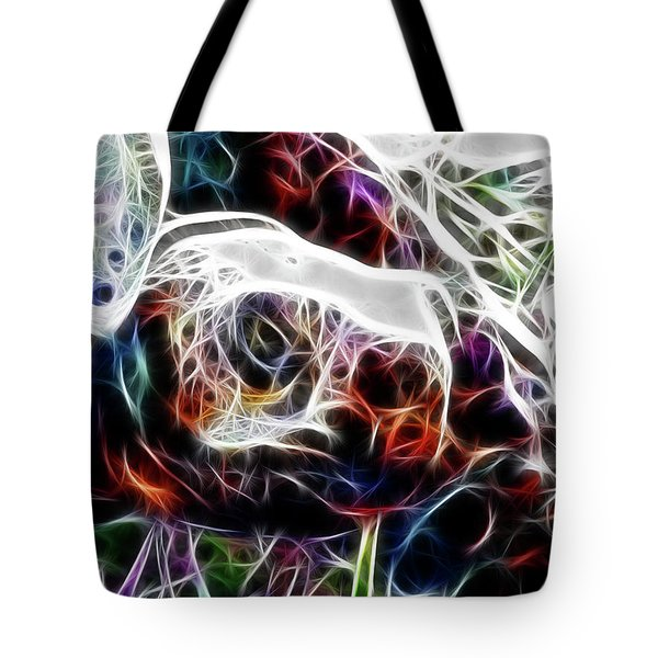 Getting Out Of My Shell Tote Bag by Douglas Barnard