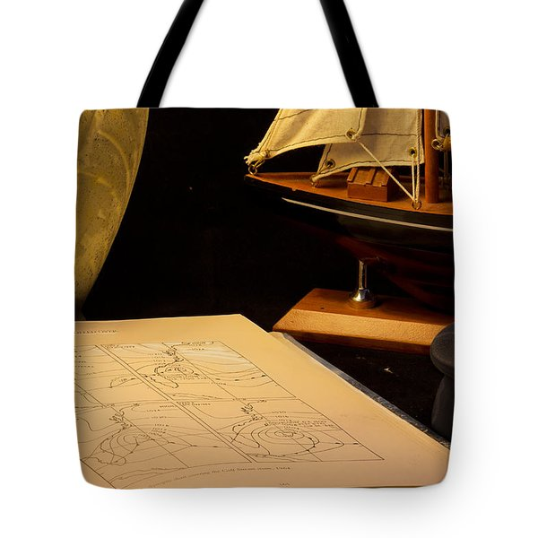 Getting Ready Tote Bag by Brian Roscorla