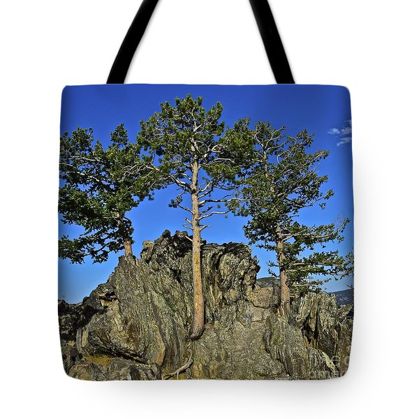 Getting To The Root Tote Bag