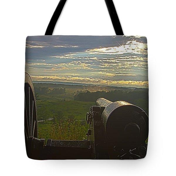 Gettysburg Canon Tote Bag