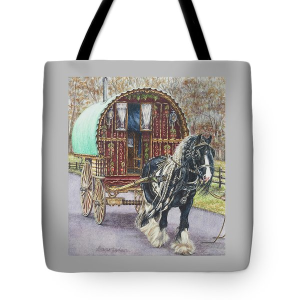 G G L Divo's Pride And Glory Tote Bag